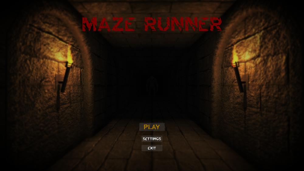 26+ Maze Runner Game Background